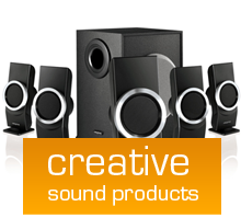 Creative sound products